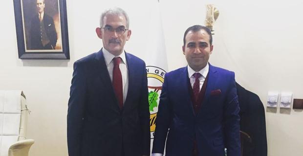 Akil Gençler Genel Başkanı Ateş, Karacabey'i ziyaret etti