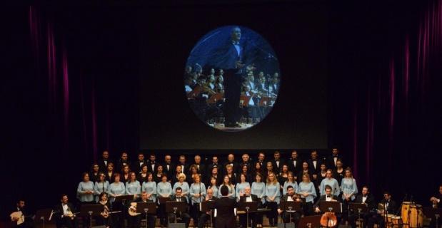 Anadolu Üniversitesinde Türk Sanat Müziği rüzgarı esti