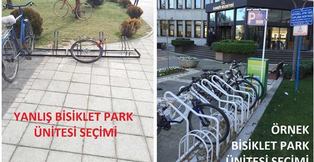 Bisikletlerin Çalınmasının Nedeni Yanlış Bisiklet Park Ünitesi Modeli