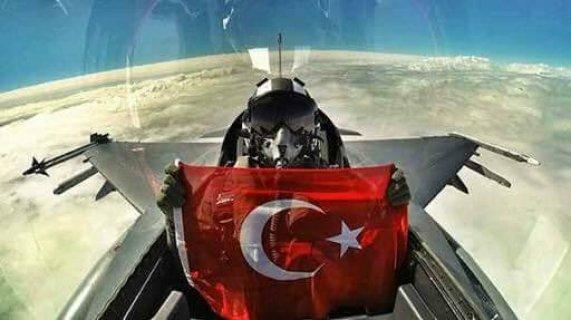 Bütün gönlümüz  Devletimizin ve Kahraman Ordumuzun yanında