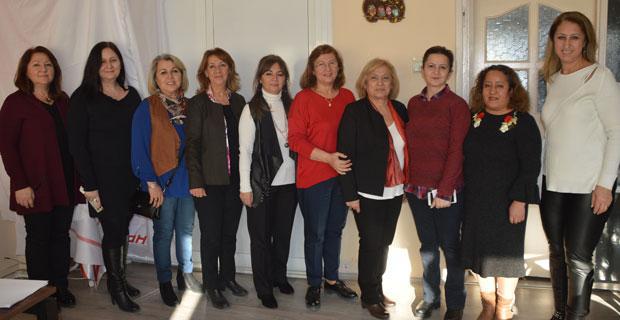 CHP Tepebaşı Kadın Kollarında yeni dönem