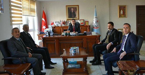 Eskişehir Anadolu Kültür ve Dayanışma Derneği'nden Milli Eğitim'e ziyaret