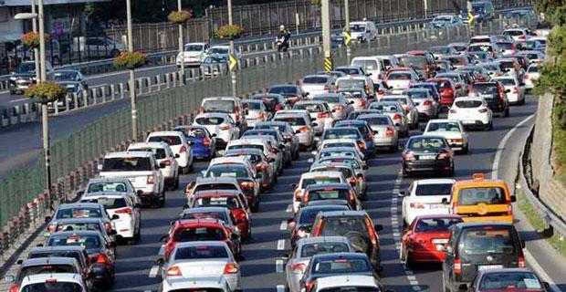 Eskişehir'de araç sayısı artıyor