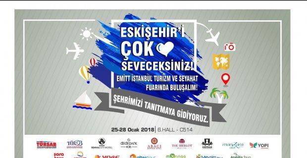 Eskişehir'i çok seveceksiniz!