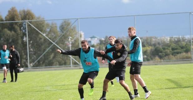 Eskişehirspor Erbağspor ile karşılaşacak