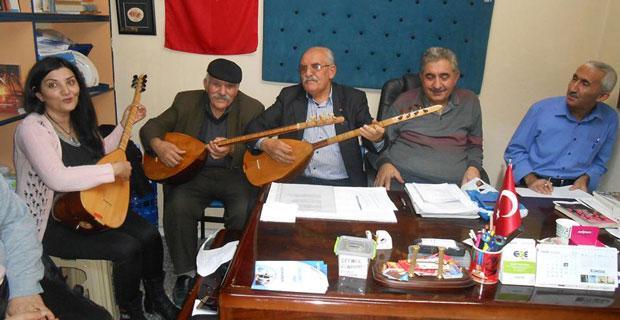 EŞYODER'den yeni yıl kutlaması