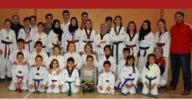 Kamer'in gençleri Türkiye Şampiyonası'na hazırlanıyor
