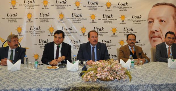 Karacan Uşak'ta