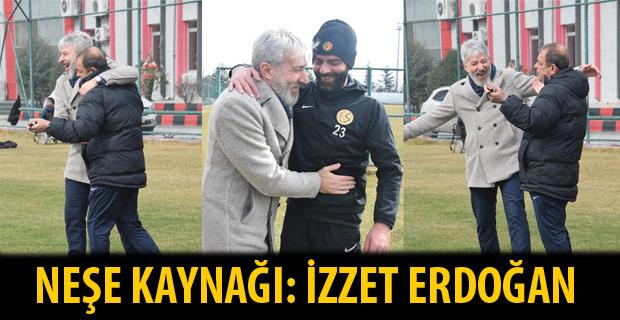 Eskişehirspor'da moraller yerinde