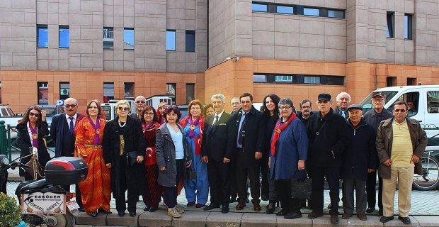 Gündoğan'dan ESKÜDER'e ziyaret