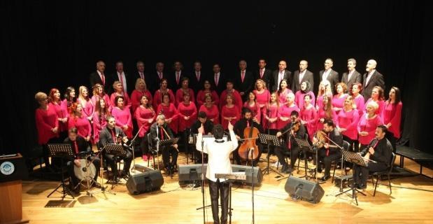 Odunpazarı Belediyesi Türk Sanat Müziği Korosu Konseri
