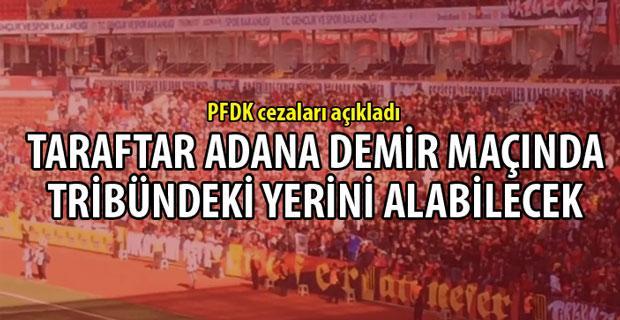PFDK'dan Eskişehirspor'a para cezası