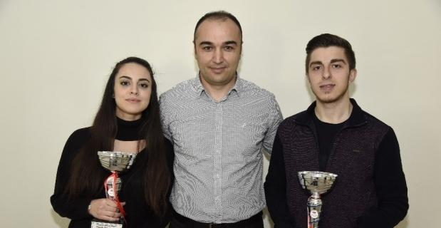 2018 yılının ilk kupası Bilardo Takımı'ndan