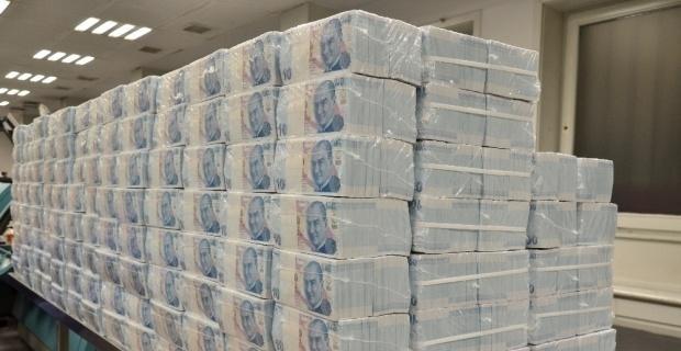 Brüt dış borç stoku 453 milyar dolar