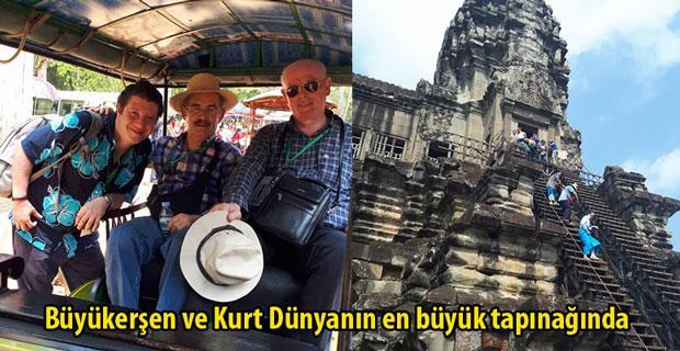 Büyükerşen ve Kurt Kamboçya'da