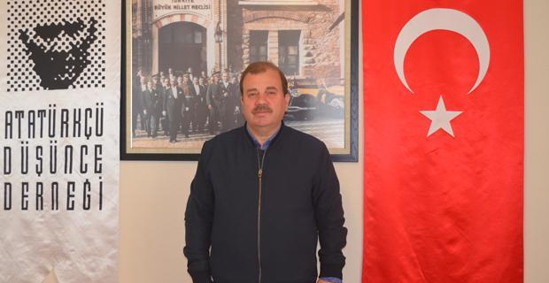 Çanakkale mucizesinin kahramanı Atatürk'tür