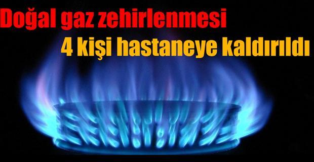Eskişehir'de doğalgaz zehirlenmesi !