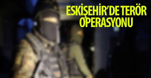 Eskişehir'de PKK/KCK irtibatlı 2 kişi yakalandı