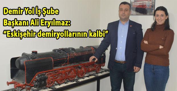 Hızlı tren üretilecekse bu, Eskişehir'de olmalı