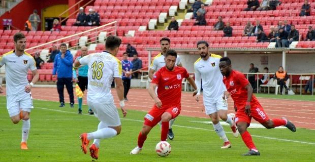İstanbulspor Balıkesir'de kazandı