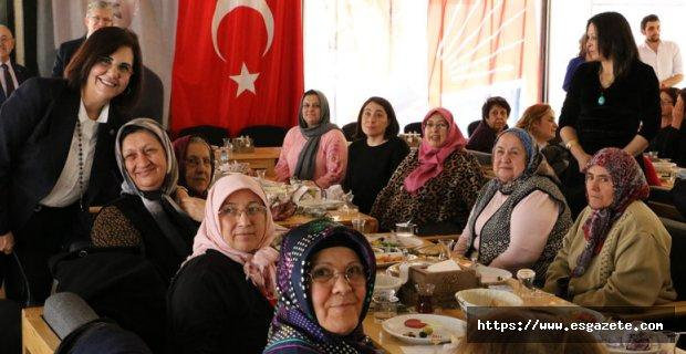 Kadınlar her alanda kuşatılmış durumda