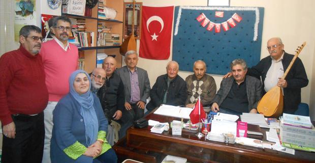 Kadınları şiir ve türkülerle anlattılar