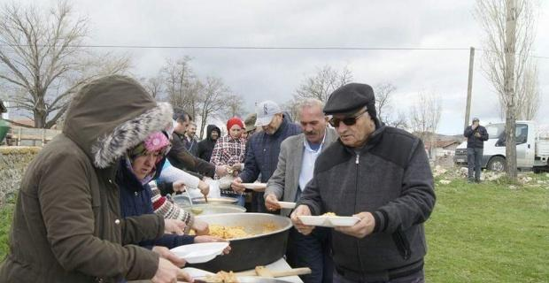 Kozkayı köyünde Nevruz kutlandı