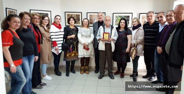 Mehmet Yavuz'a Onur Ödülü