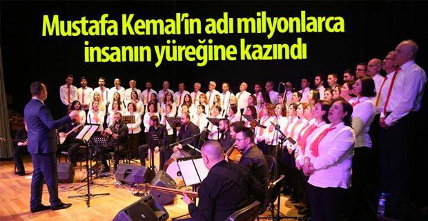 Odunpazarı'nda 18 Mart Çanakkale Zaferi konser ile kutlandı