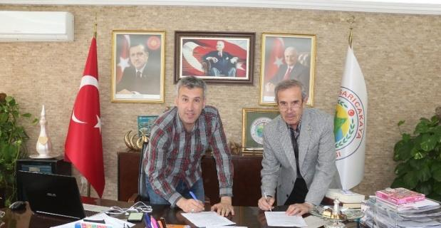 Sarıcakaya'da toplu sözleşme sevinci