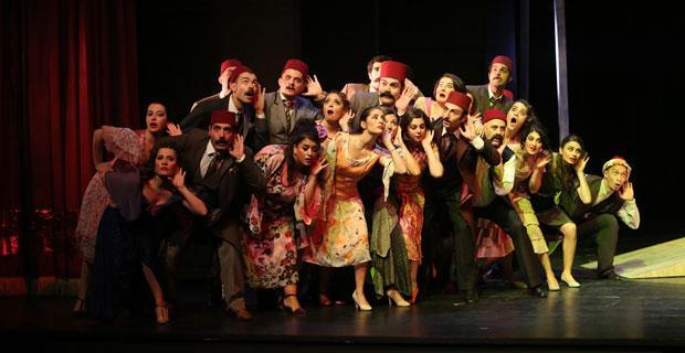 Şehir Tiyatroları 27 Mart'ı seyircisiyle kutladı