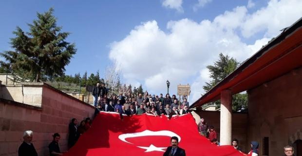 Şehit aileleri ve gaziler için Seyitgazi ve Sivrihisar'a tarihi gezi