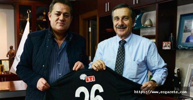 Tepebaşı Belediyesi'nden Eskişehirspor'a Destek