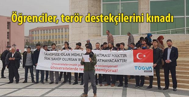 TÜGVA Eskişehir'den Zeytin Dalı Operasyonuna destek