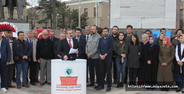 Türk Ocağı 106'ncı yıl dönümünü kutladı