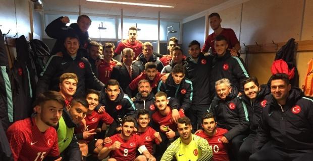 U19 Milli Takımı Avrupa Şampiyonasında