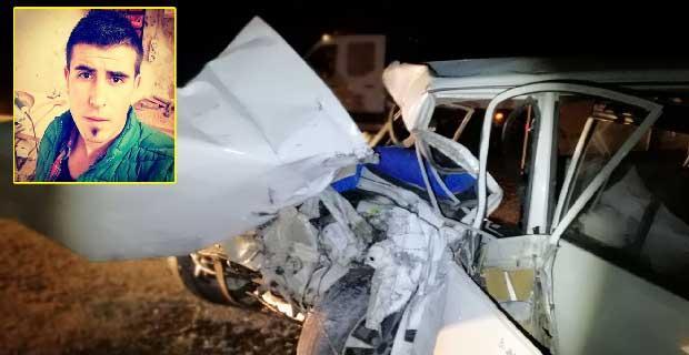 Üniversite öğrencisi kazada yaşamını yitirdi/Bilecik