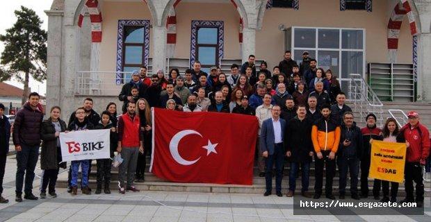 Zeytin Dalı Harekatı'na destek için yürüdüler