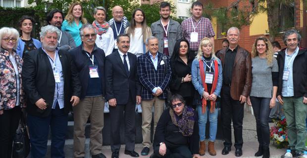 24 sanatçı Eskişehirlilerle buluştu