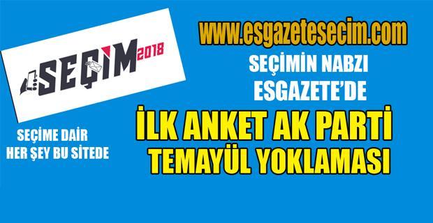 AK Parti temayül yoklamasında ipi kimler göğüsleyecek