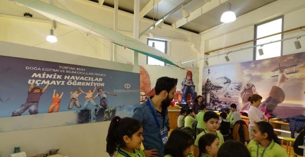 Anadolu Üniversitesi Havacılık Parkının 2 projesi TÜBİTAK tarafından kabul edildi