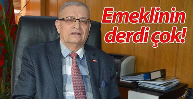 Emekliye TOKİ'den ev konusunda top milletvekillerinde!