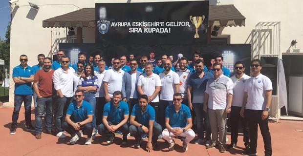 Eskişehir'e 1 kupa kazandıracağız