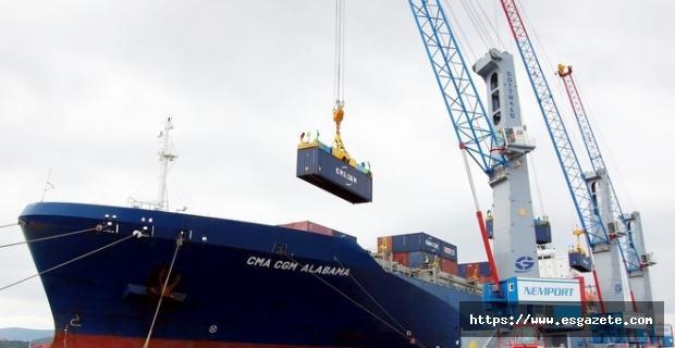 Eskişehir'de ihracat da ve ithalat da arttı