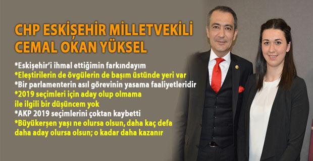 Yüksel: AKP 2019 seçimlerini çoktan kaybetti