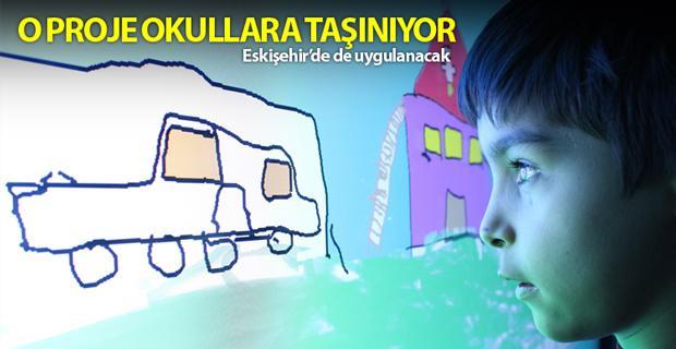 Günışığı projesi okullara taşınıyor