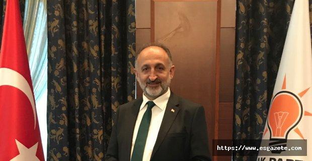 İbrahim Atıcı AK Parti'den milletvekili aday adayı oldu