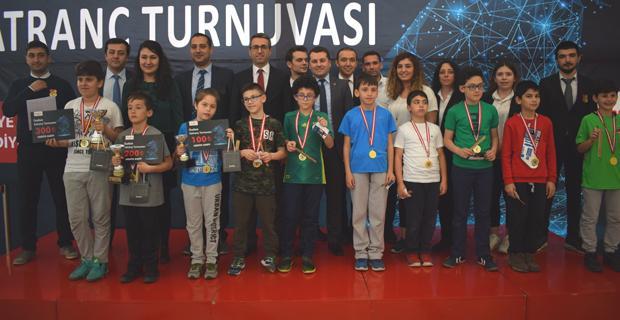 Özdilek AVM Satranç Turnuvasının Kazananları Belli Oldu