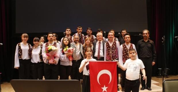 'Dillerdeki Türküler' konseri