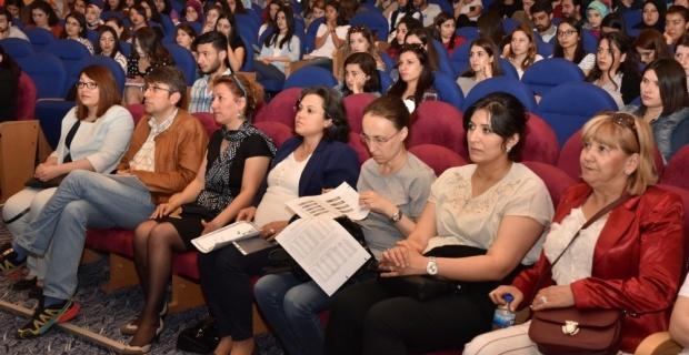 """ESOGÜ'de """"Okul Sağlığı Hemşireliği"""" konferansı"""